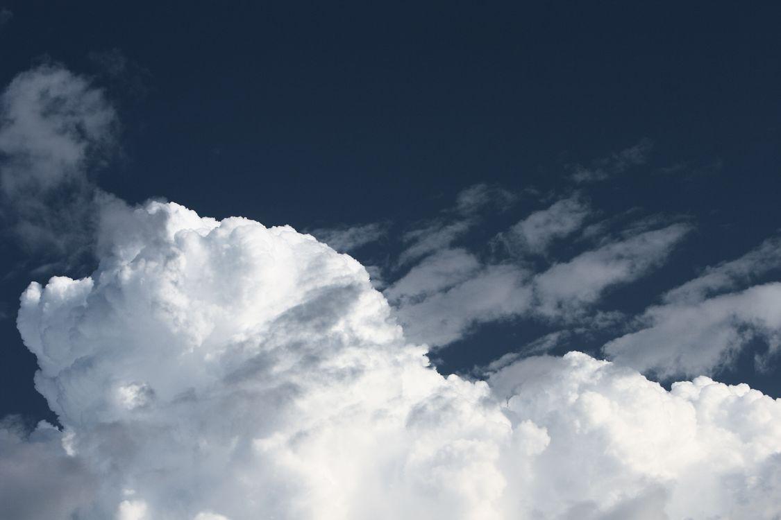 Фото бесплатно небо, облака, погода - на рабочий стол