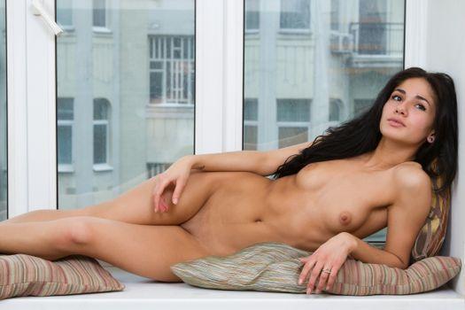 Фото бесплатно Malina A, красотка, голая, голая девушка, обнаженная девушка, позы, поза, сексуальная девушка, эротика, Nude, Solo, Posing