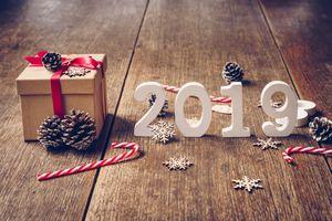 Фото бесплатно элементы, рождественские обои, рождественские